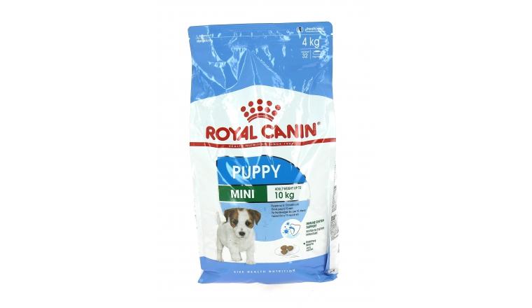Croquettes Chiot 2 à 10 mois Puppy Mini  - 4 kg - Royal Canin