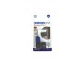 DREMEL 407 - Lot de 2 Cylindres de Ponçage grain 60 et 120