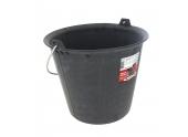 Seau Gomme Caoutchouc 11 litres Taliaplast