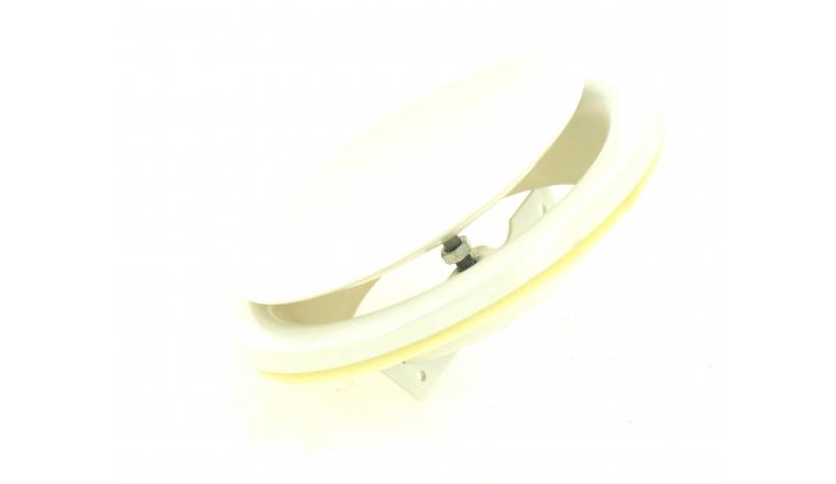 Bouche de soufflage air chaud avec debit réglable DMO 92401