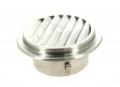 Grille inox ronde diamètre 100 DMO 96303