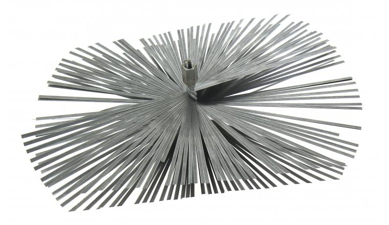 Hérisson rectangulaire 250x400mm en acier avec anneau de filetage DMO