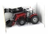 Tracteur 6616 Massey Ferguson avec Chargeur - Britain\'s 43082