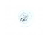 Grille PVC ronde pour tube PVC et Gaines de 103 à 182mm DMO