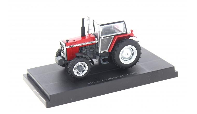 Tracteur Massey Ferguson 2640 4WD  (1979) UH4107
