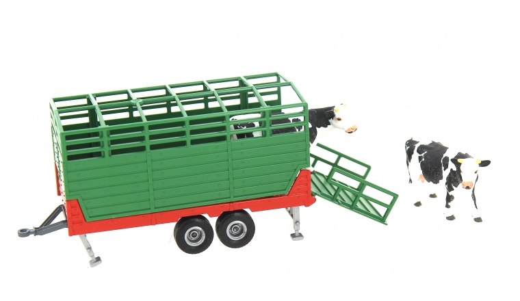 Remorque bétaillère Transport animaux Siku 1/32