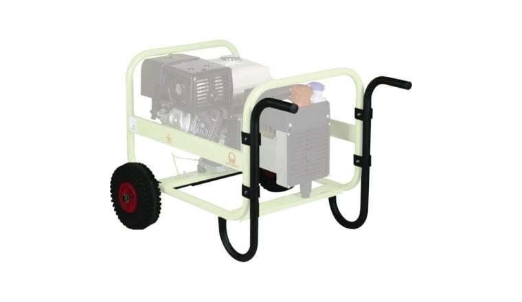 Kit Brouette pour le transport de Groupe électrogène PRAMAC