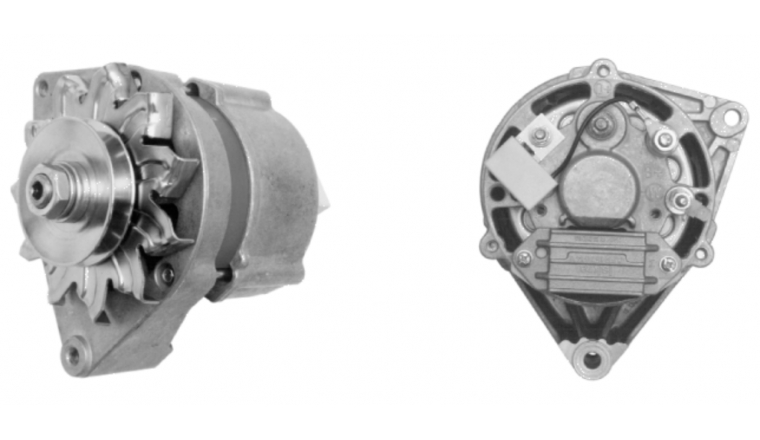 Alternateur 14V 33A MG124 IA0096 - Mahle