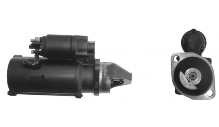 Démarreur MS89 10 dents 12V 3,4kW avec réducteur - Mahle