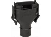 Adaptateur d\'aspirateur de ponceuse pour GEX125, GEX150, PEX15AE - Ref 2600306007 - Bosch