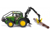 Tracteur forestier John Deere 1/32 Siku