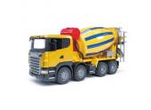 Camion toupie béton Scania  Bruder 3554