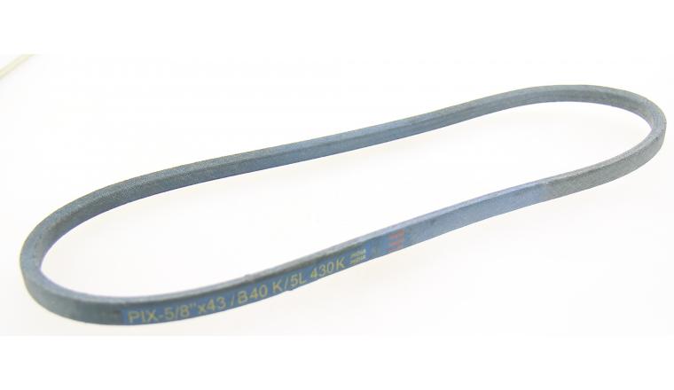 Courroie longueur 1092mm série 5L AYP 11483 Jacobsen 336488