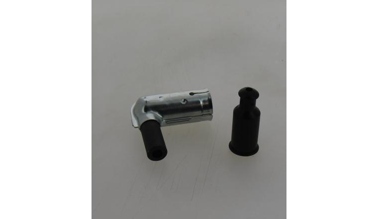 Connecteur métallique pour bougie d\'allumage de 21mm 2205773