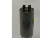 Condensateur électrique universel 25µF 40x92mm 2402496